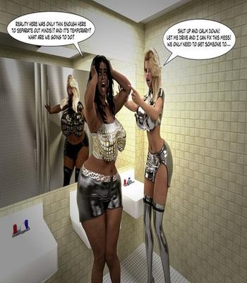Bimbo Hair Curse comic porn sex 073
