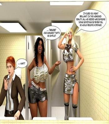 Bimbo Hair Curse comic porn sex 074