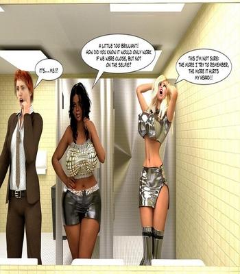 Bimbo Hair Curse comic porn sex 075