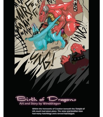 Porn Comics - Birth Of Dragons 2
