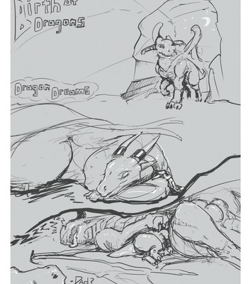 Birth Of Dragons 3 comic porn thumbnail 001