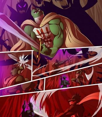 Birth Of The Dark Goddess comic porn sex 003