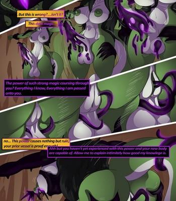 Birth Of The Dark Goddess comic porn sex 006