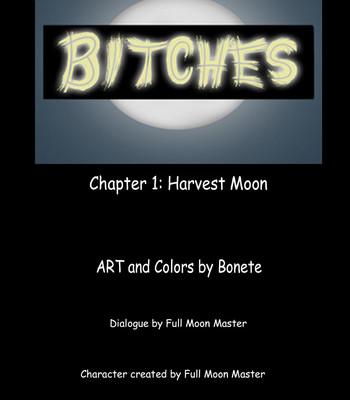 Porn Comics - Bitches – Harvest Moon