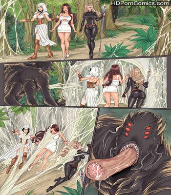 Porn Comics - blabla77777 – Forest of Silk free Cartoon Porn Comic