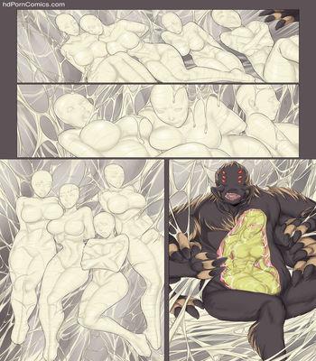blabla77777 – Forest of Silk free Cartoon Porn Comic sex 14
