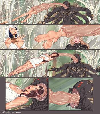 blabla77777 – Forest of Silk free Cartoon Porn Comic sex 5
