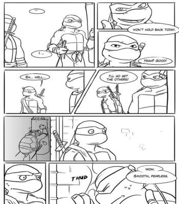 Black-And-Blue-1-TMNT 11 free sex comic