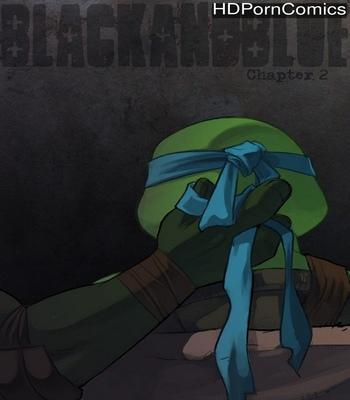 Porn Comics - Black And Blue 2