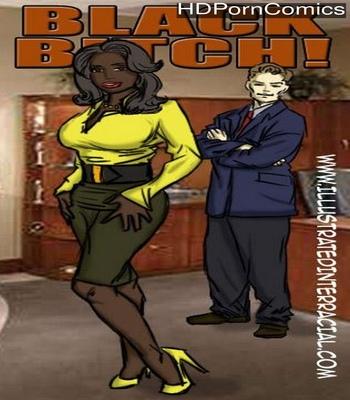 Porn Comics - Black Bitch