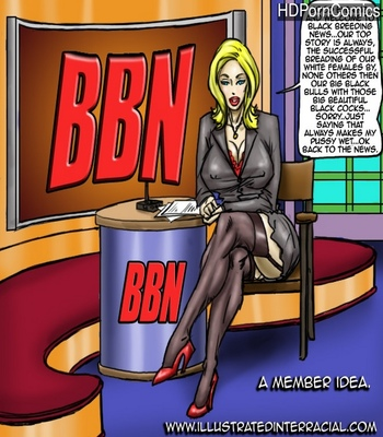 Porn Comics - Black Breeding Network 1
