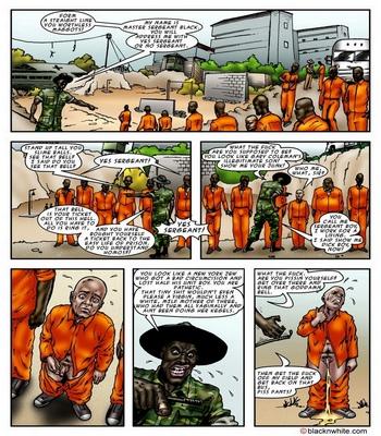 Black-Cock-Boot-Camp 3 free sex comic