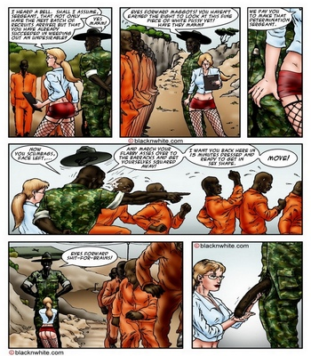 Black-Cock-Boot-Camp 5 free sex comic