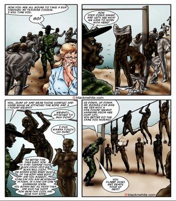 Black-Cock-Boot-Camp 6 free sex comic