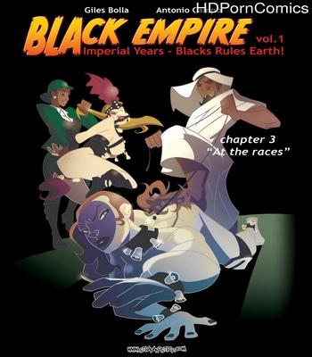 Porn Comics - Black Empire 3 – At The Races