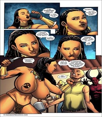 Black-Tar 5 free sex comic