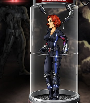 Porn Comics - Black Widow – Agent Of Ultron
