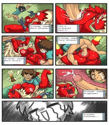 Blaziken-And-Trainer 8 free sex comic
