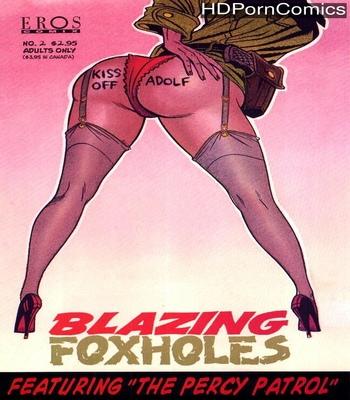 Porn Comics - Blazing Foxholes 2