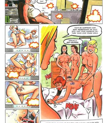 Blonde Ambition comic porn sex 006