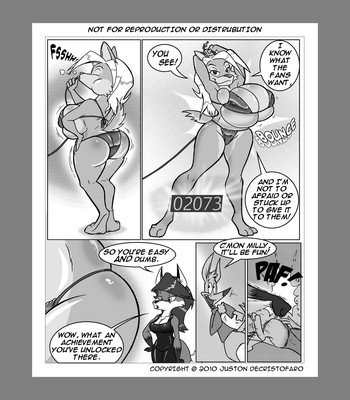 Blown Out Of Promotion 1 comic porn sex 007