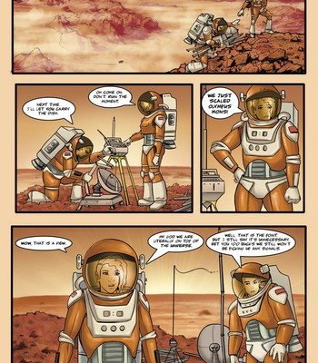 Blue Planet 1 – Into The Great Blue Yonder comic porn sex 002