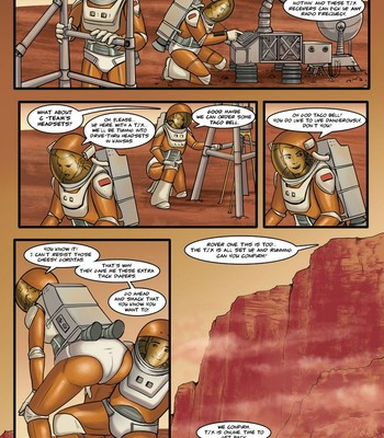 Blue Planet 1 – Into The Great Blue Yonder comic porn sex 003