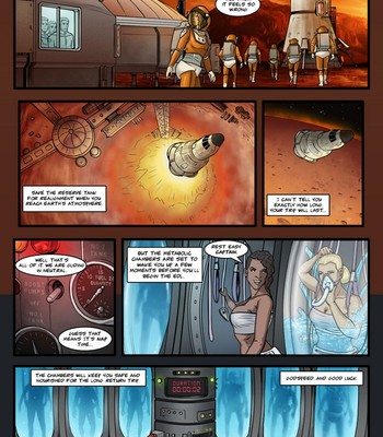 Blue Planet 1 – Into The Great Blue Yonder comic porn sex 005