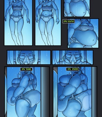 Blue Planet 1 – Into The Great Blue Yonder comic porn sex 006