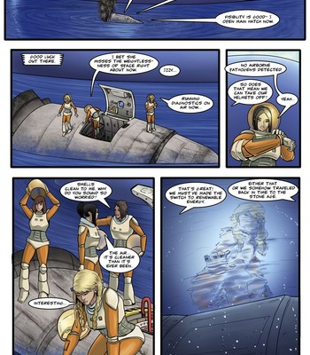 Blue Planet 1 – Into The Great Blue Yonder comic porn sex 012