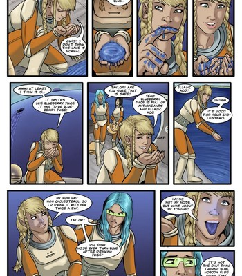 Blue Planet 1 – Into The Great Blue Yonder comic porn sex 013