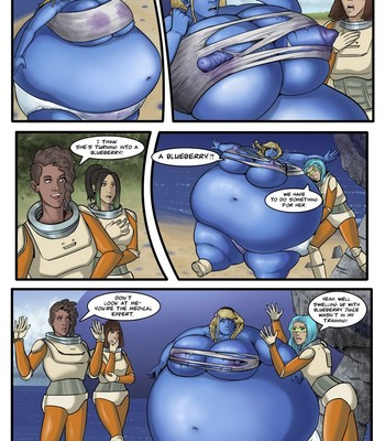 Blue Planet 1 – Into The Great Blue Yonder comic porn sex 017