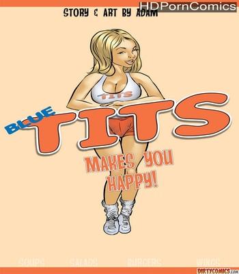 Porn Comics - Blue Tits