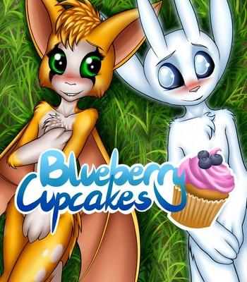 Porn Comics - Blueberry Cupcakes 2
