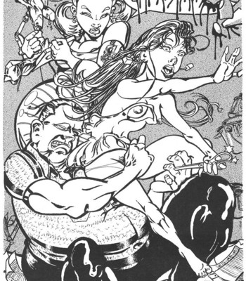 Body Paint 1 comic porn sex 014