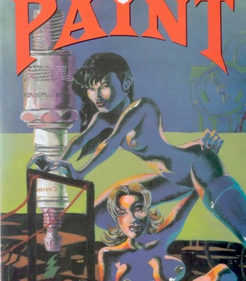 Porn Comics - Body Paint 3