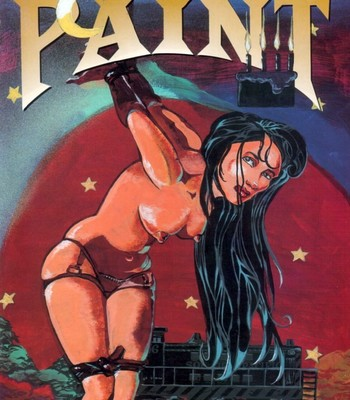 Porn Comics - Body Paint 4