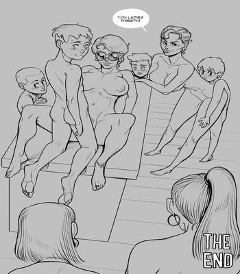 Body Shots comic porn