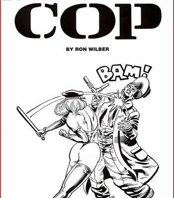 Porn Comics - Bondage Cop – Too Many Nightsticks