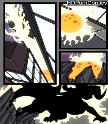 Porn Comics - Boobs Outta Hell
