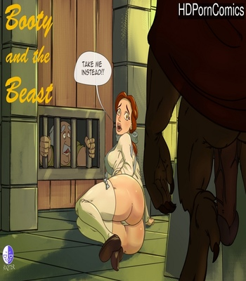 Porn Comics - Booty And The Beast