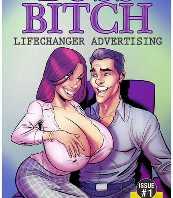 Porn Comics - Boss Bitch 1