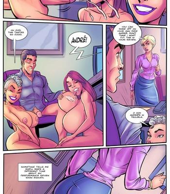 Boss Bitch 1 comic porn