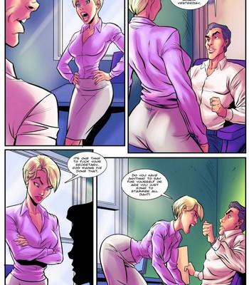 Boss Bitch 2 comic porn sex 003