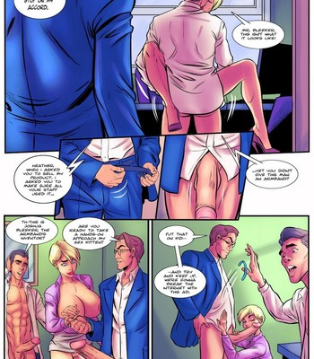 Boss Bitch 2 comic porn sex 007