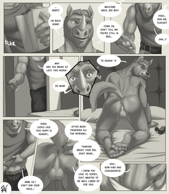 Bottom-For-A-Day 2 free sex comic