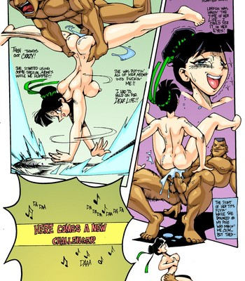 Bounce 4 free sex comic