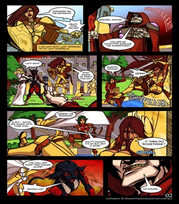 Bound-By-Duty-1-A-Rough-Start 4 free sex comic