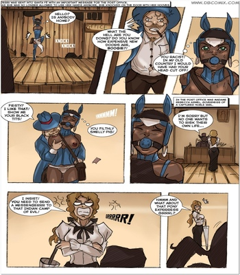 Boundy Hunter 6 – Dead End comic porn sex 003