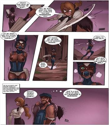 Boundy Hunter 6 – Dead End comic porn sex 010